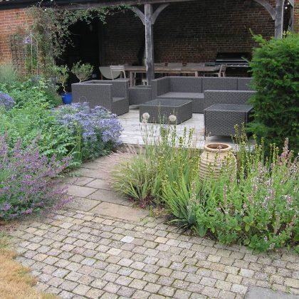 Contemporary Garden Resin Weave Furniture