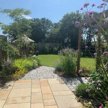Oasis Garden in Framlingham