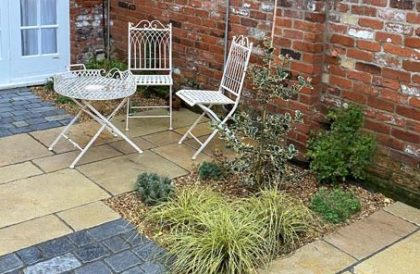 Cottage Garden in Woodbridge