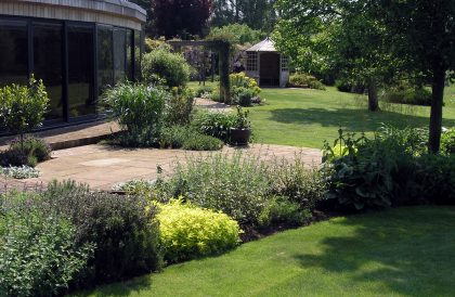 Country Garden in Ufford
