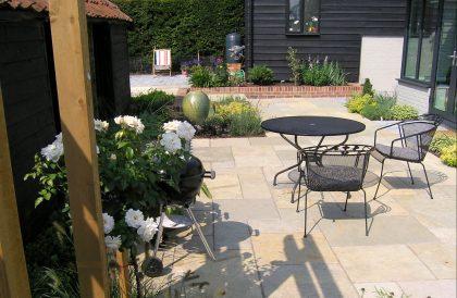 Hidden Garden in Ufford