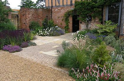 JJ Garden Design | Bently Hall Suffolk