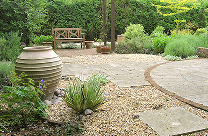 Garden Design Colchetser Suffolk UK
