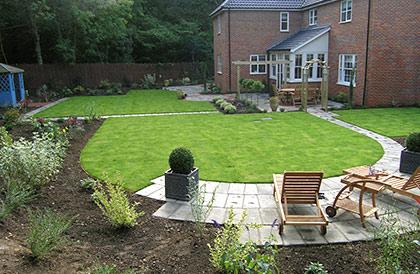 Garden Design Suffolk UK | JJ Garden Designs